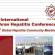 ششمین کنفرانس بین المللی هپاتیت تهران
