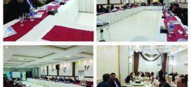 نشست هماندیشی انجمن پزشکان عمومی قزوین برگزار شد