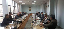 انجمنهای حوزه استتیک استان خراسان دور یک میز
